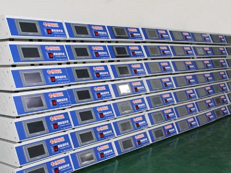 超声波塑料焊接机电箱过载的处理方法