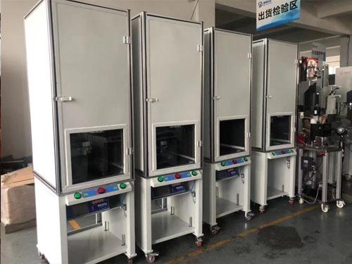 昕科技超声波焊接机出厂前产品测试质量检查流程