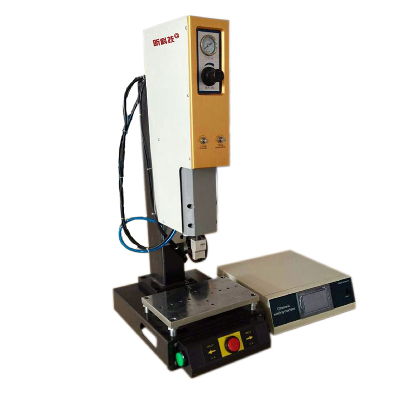 40K精密型智能超声波焊接机-600W
