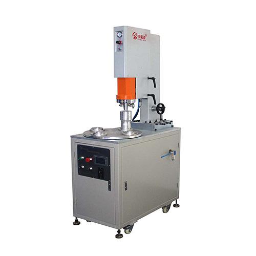 四工位转盘超声波焊接机