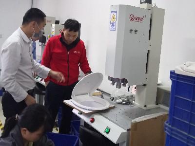 工件材质对超声波塑料焊接机的影响