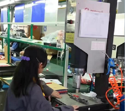 超声波塑料焊接机的了解