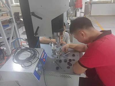 为什么说昕科技的超声波焊接设备发货前一定要先试焊呢