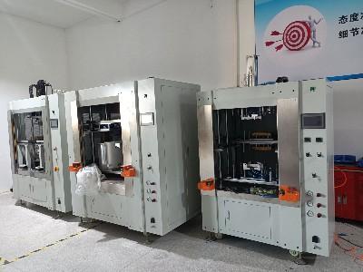 昕科技热板机的焊接原理和适用方式