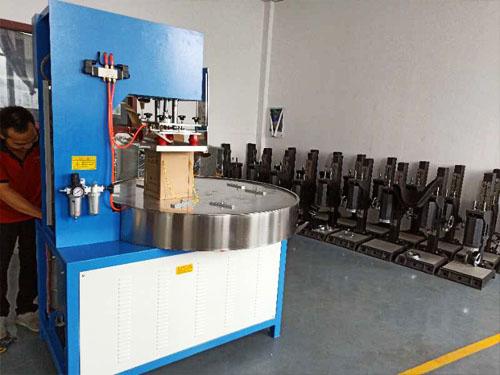 剪切型超声波塑料焊接方式的特点