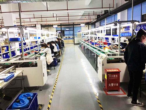 厦门英诺尔与昕科技定制伺服超声波焊接机案例