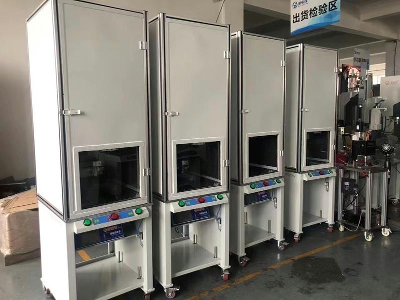 箭牌卫浴有限公司与昕科技定制伺服超声波焊接机案例