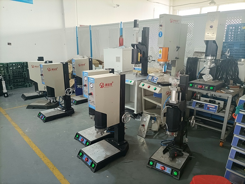 超声波塑料焊接机进行试焊接的方法和步骤