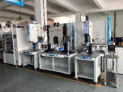 2021昕科技伺服超声波塑料焊接设备