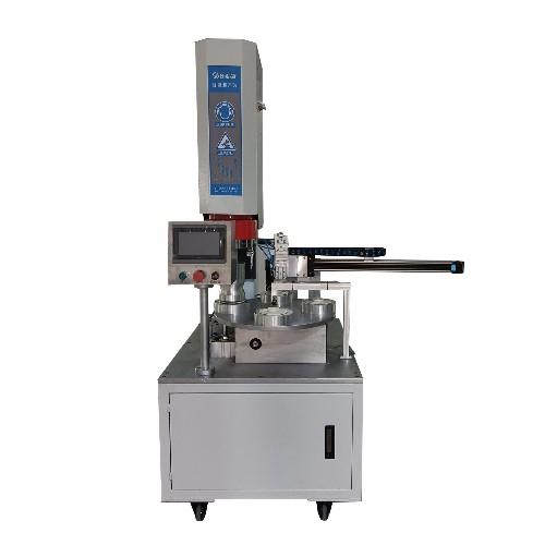 14工位5600W转盘超声波焊接机