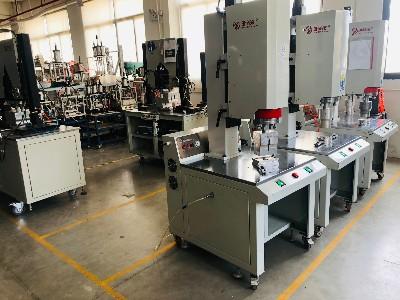 超声波塑料焊接机的原理和适用行业