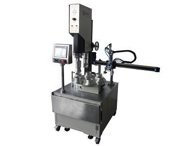 昕科技自动转盘式超声波塑料焊接机的功能特点