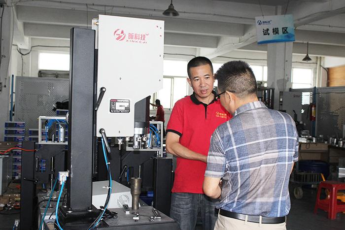 昕科技产品检测设备