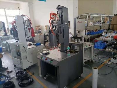 如何快捷有效的组装超声波塑料焊接机