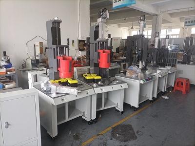 安装与调试超声波塑料焊接机的详细步骤