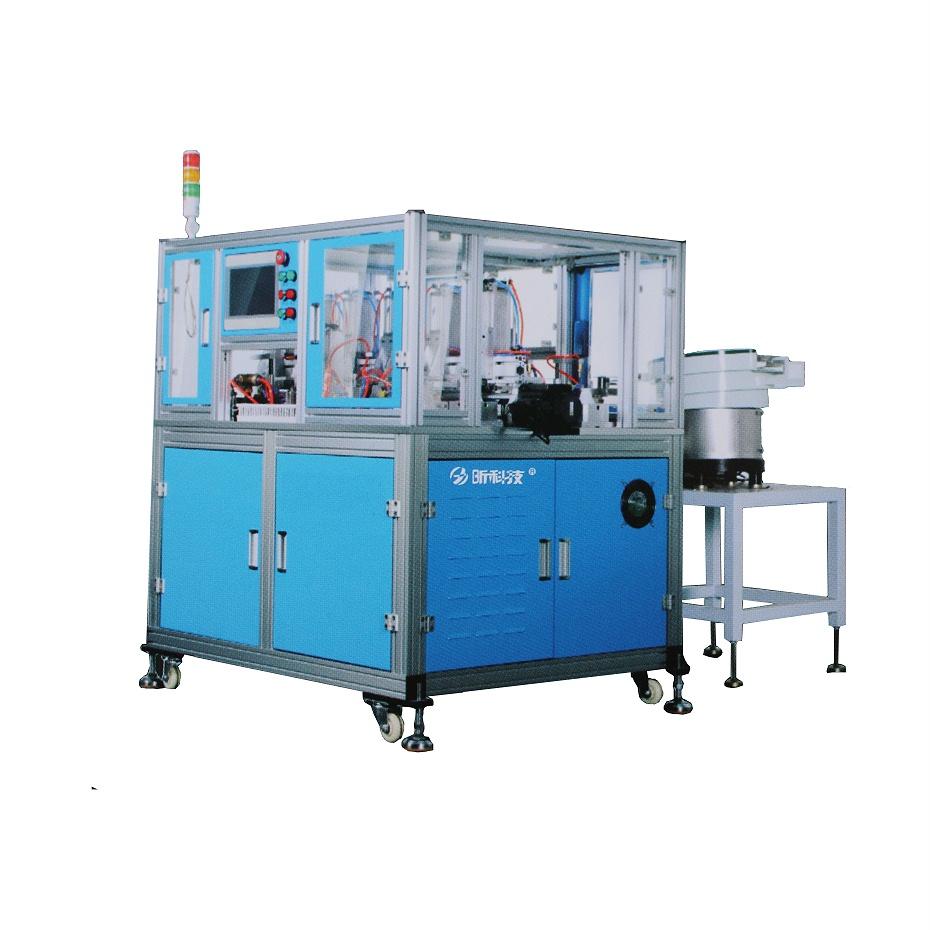 液冷灯激光焊接生产线