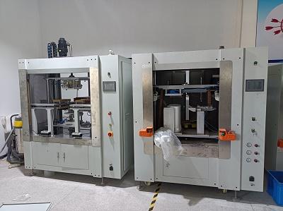 昕科技热板塑料焊接机的操作流程