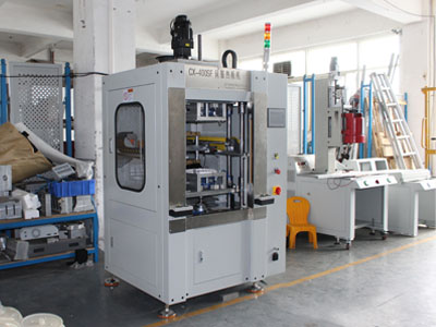 热熔焊接机日常生产中遇到故障该怎么解决