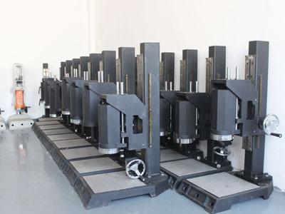 昕科技超声波焊接机组装